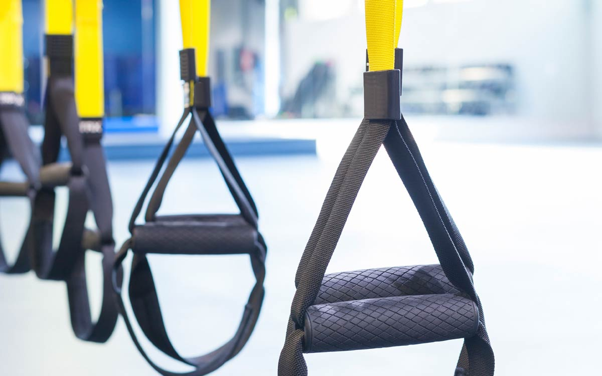 Slingtraining, TRX Functional Training, bei Heldenmacher von Alex Kuhnert